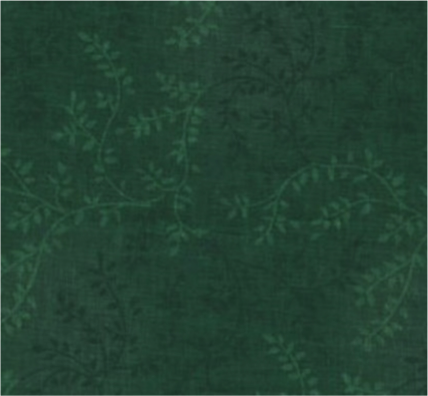 Tonal Vineyard Extra wide backing fabric Green 605