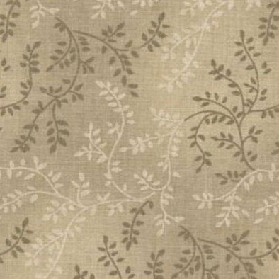Tonal Vineyard Extra wide quilting fabric Beige 703