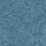 Blue Extra wide backing fabric 108 inch wide quilting fabric