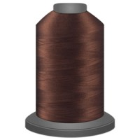 Chocolate Glide No 40 Polyester Trilobal Quilting Thread 5000m cone