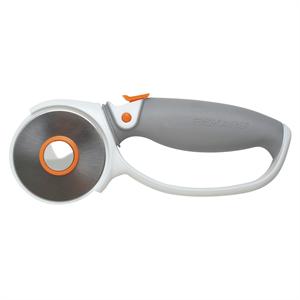 Fiskars 60mm Rotary Cutter Titanium Fabric Cutter