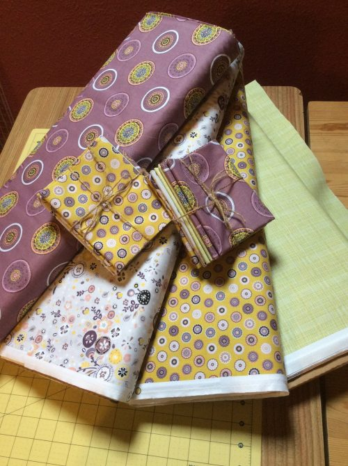 fat quarter bundle folk