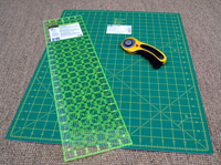 Rulers, Cutters and Mats