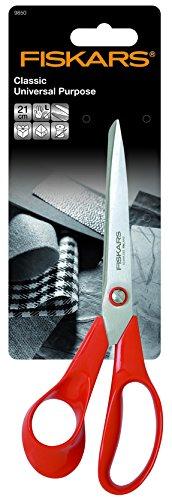 Fiskars 21 cm Scissors, Classic Universal (Left Handed version)