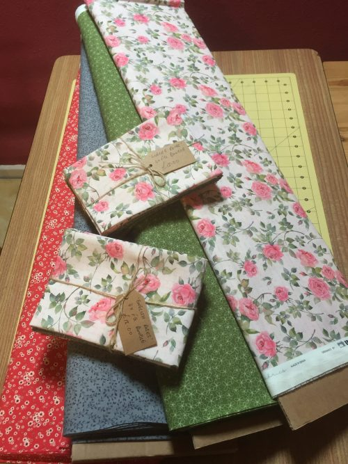 Fat Quarter Bundle by Indigo Fabrics - English Rose