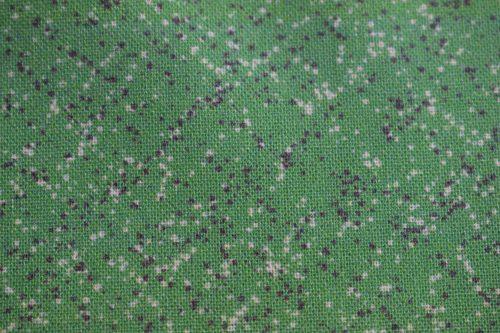 Cosmos Peppermint Green quilting fabric By Indigo Fabrics