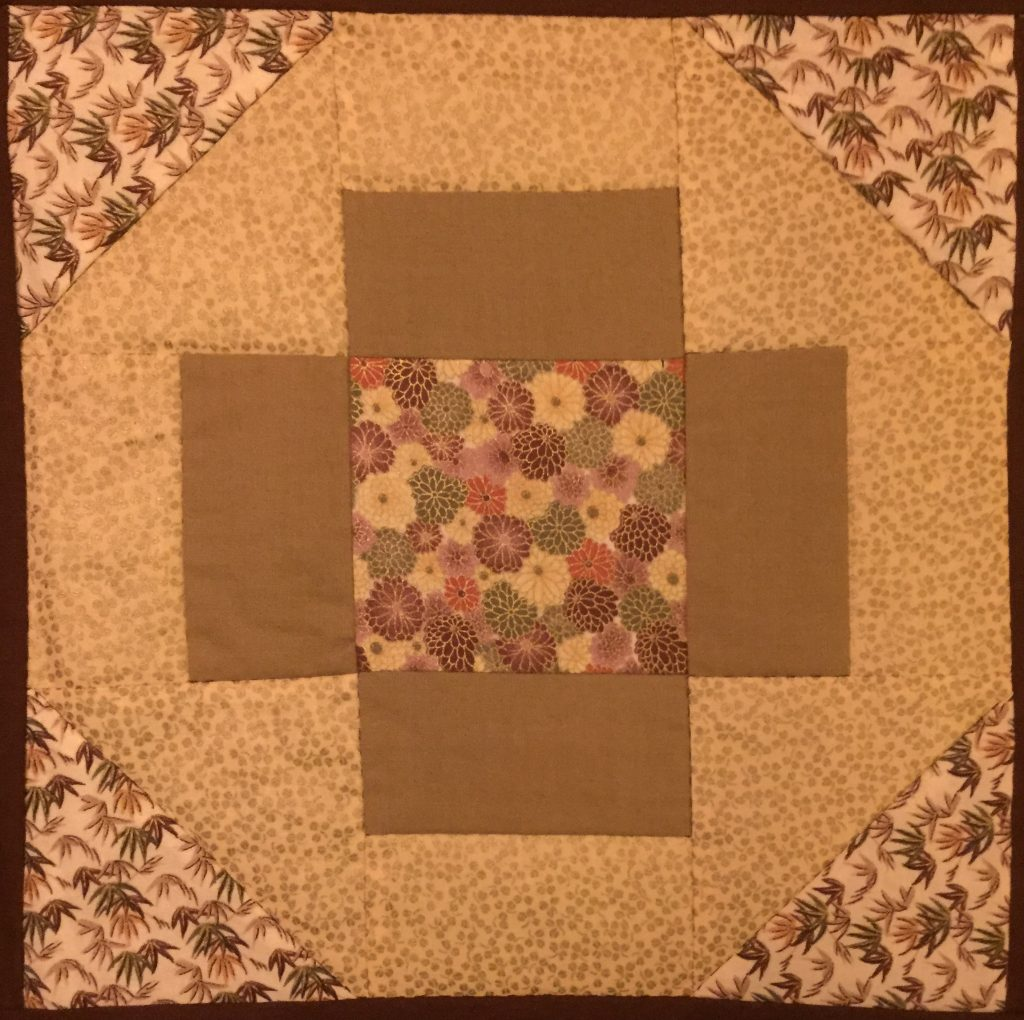 Monkey Wrench Quilt Pattern Underground Railroad. Click On The ... : monkey wrench quilt pattern history - Adamdwight.com