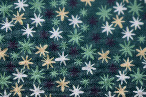 Stars Quilting fabric By Indigo Fabrics of Spain Twinkle C702
