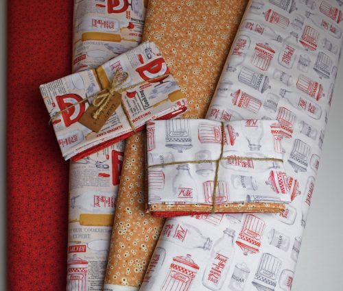 Kitchen Fat Quarter Bundle by Indigo Fabrics