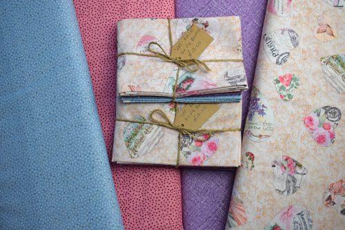 Les Belles Fat Quarter Bundle by Indigo Fabrics
