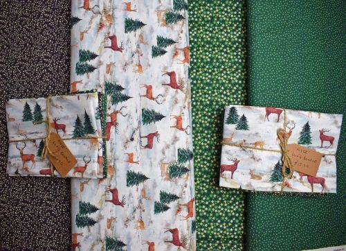 Stag Fat Quarter Bundle by Indigo Fabrics
