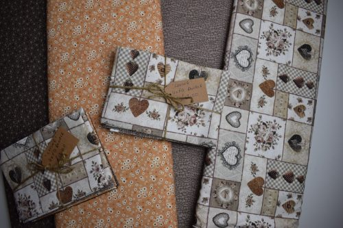 Loving Fat Quarter Bundle by Indigo Fabrics