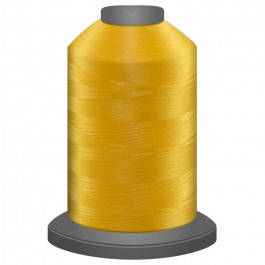 Canary Polyester thread Glide No 40 Trilobal 1000m cone