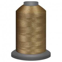 Caramel Polyester thread Glide No 40 Trilobal 1000m cone