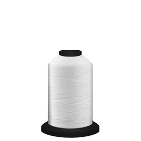 White Glow in the dark Glide Luminary thread 700 yard mini cone