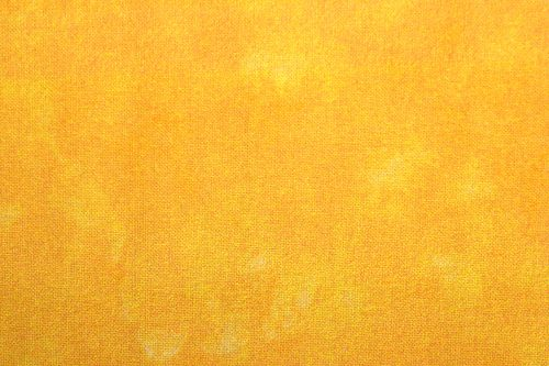 Yellow marbled quilting fabric by Indigo Fabrics of Spain Orion C206